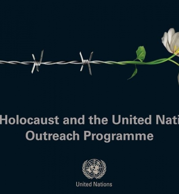 HOLOCAUSTO Y LA ONU: MATERIALES EDUCATIVOS